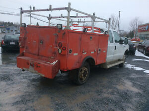 service box Aluminum 8' , $30,000 to replace sell for $3500.00