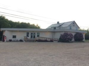 Former Grocery Store with attached 3 bedroom home for sale