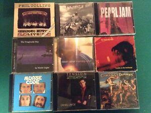 100 cd Rock, Rock alternatif, Pop Jazz, Blues etc