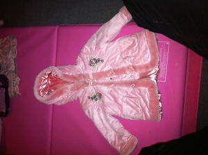 Variety of kids jackets size 18 to 24 months