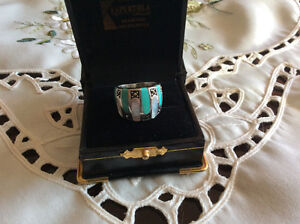 Beautiful Sterling Silver Ring Stamped 925