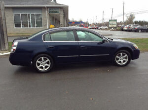2005 Nissan Altima Safetied/E-Tested Kingston Kingston Area image 4