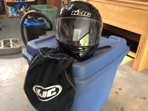 Youth motorcycle helmet