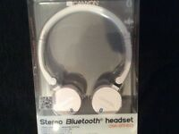 BRAND NEW STEREO HEADPHONES WITH BLUETOOTH