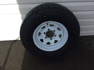 Radial tire for Trailer use only