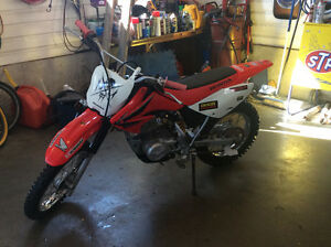CRF80F Honda 2008 for sale