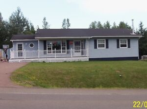 BEAUTIFUL bungalow for sale in Dieppe