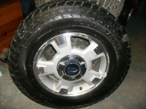 F 150 Tires and rims