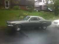 1969 Mustang (read appraisal) Needs Nothing! Trades?