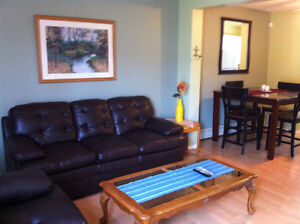 *3 Bdr. FULLY FURNISHED Townhouses * Utilities included *