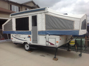 2005 Rockwood Pop Up Tent Trailer