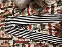 Topshop leggings size 8
