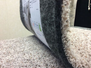 NEW Mohawk Carpet Air.O Hypoallergenic 100% Recyclable
