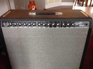Twin amp Fender combo