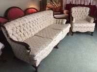Coombe Matching Sofa & Chair