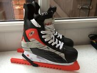 SPD PERFORMANCE ~ ICE HOCKEY SKATES Size 7 (Euro 41)