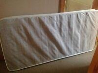 Single mattress for free