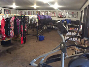 Large Garage Sale, Tons of horse tack available