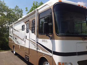 2005 HOLIDAY RAMBLER-ADMIRAL(CLASS A) Cambridge Kitchener Area image 2