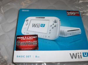Wii u console de jeu