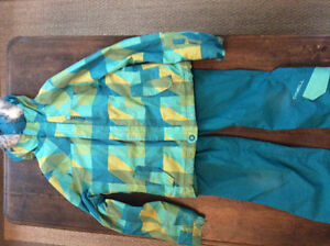 O'Neill brand jacket and snow pants - reduced price