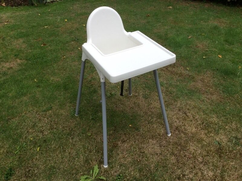 IKEA High Chair Antilop White In Bromley London Gumtree