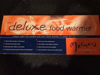 Food warmers - 2 available - £10 Each or £15 for both