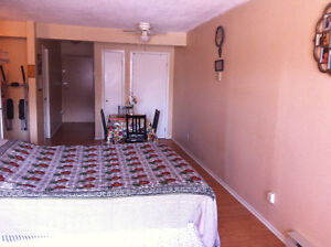 ARNPRIOR – Bright, top-floor bachelor apartment with balcony