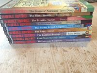 Horrible Histories books