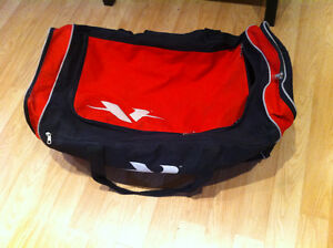 Vector hockey bag