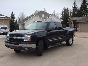 2004 Chevrolet Silverado Quadrasteer 4x4 Truck - $15,000 FIRM
