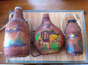 Set of 3 Mexican Cantinas