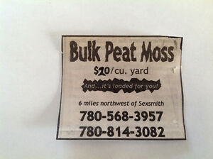 Peat Moss Soil for Sale