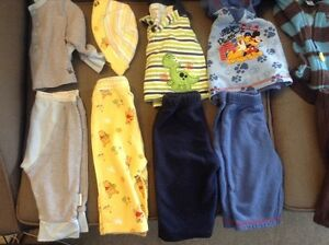 Box of boy's 6 months clothes Kitchener / Waterloo Kitchener Area image 4