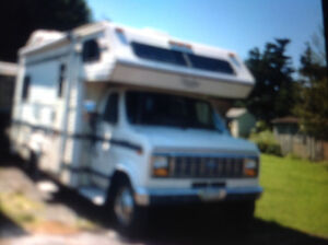 Motorhome for sale!