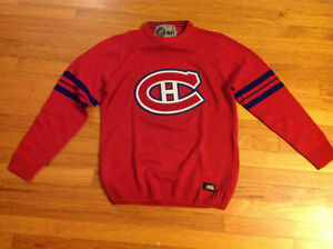 Montreal Canadiens men's sweater - size small