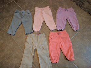 Baby GAP 12-18 month pant lot