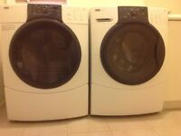 Kenmore Elite 3.8 Cu.Ft. King Size - Front Load Washer & Dryer