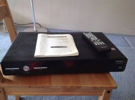 TOPFIELD Personal Video Recoder and HD Digital Receiver Epping Ryde Area Preview