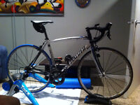 Vélo Route Carbone, Specialized Tarmac