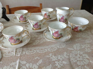 Luborn Teaset from England