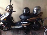 Scooter/moped 50cc powermax 50