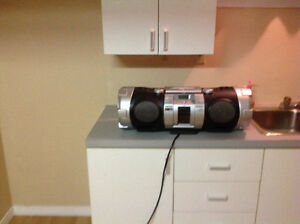Boombox for sale Cornwall Ontario image 1