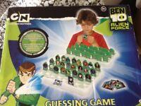 Ben 10 Guessing Game
