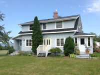 HOUSE FOR RENT - SMITH'S COVE, DIGBY COUNTY