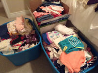 Girl clothing and accessories 0-24 months