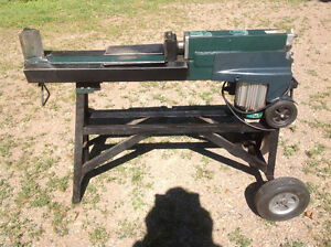 Yard work 4tonnes Wood splitter
