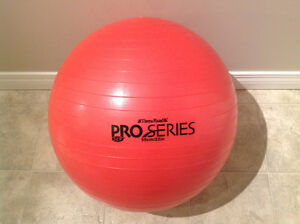 TheraBand Pro Series SCP Exercise Ball 55cm/22in