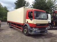 DAF FA LF55.220 4X2 DAY. 18 T GROSS
