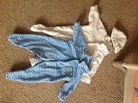 High quality nearly new baby boy clothes job lot
